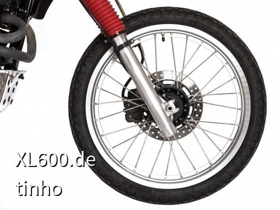 XL 600 RM Detail