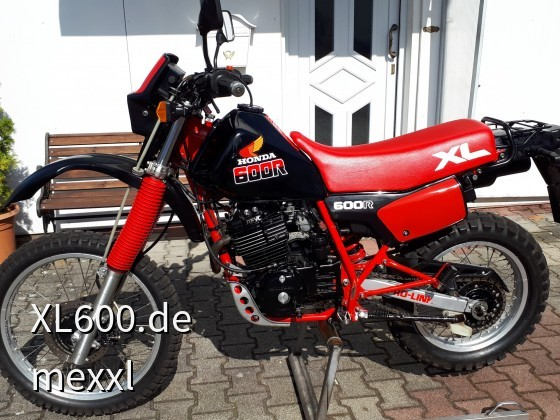 XL 600 R  mexxl