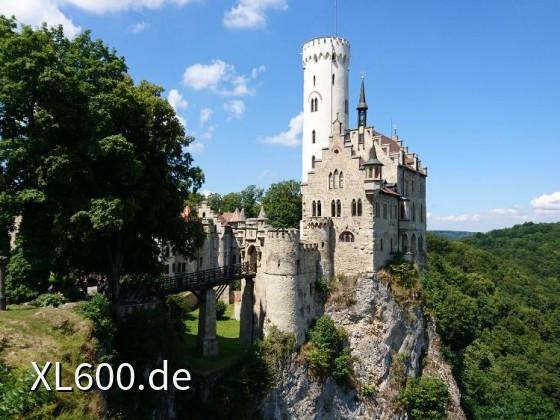 Burg Lichtenstein (ohne Schandflecken ;-) )